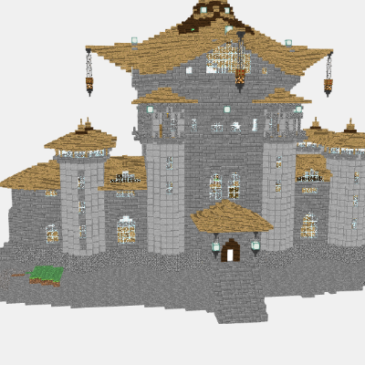 Thumbnail. Mineprints   View Minecraft creations layer by layer